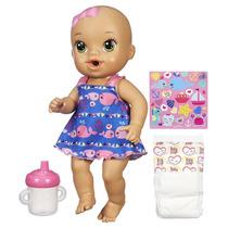 Boneca Baby Alive Hora Do Xixi - Faz Xixi - Original Hasbro