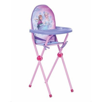Cadeira De Papinha Frozen Criança Infantil Menina Multibrink