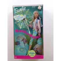 Barbie Rain Or Sun 2000 Chuva Ou Sol Antiga 2000