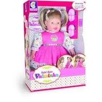 Boneca Bebê Bate Palminha Da Cotiplás