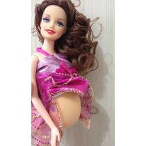 Brinqueado Para Menina Boneca Grávida Bebê + Filhinha