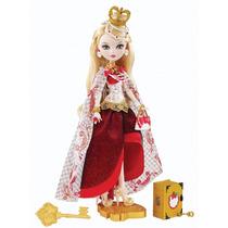 Boneca Ever After High Dia Do Legado Apple White Mattel