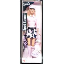 Barbie Spot Scene Loira Blondie Cachorro Dálmata 2001