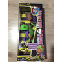 Boneca Monster High Clawdeen Wolf Roller Maze (patins) Nova