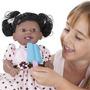 Boneca Picolé Azul Negra + Angelina Negra Frete Grátis Br