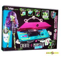 Monster High Laboratório Crie Seu Monstro - Mattel 2012