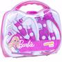 Kit Maleta Médico Barbie Com Acessórios Fun