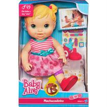 Baby Alive Machucadinho Loira. Fabricantes: Hasbro