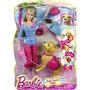 Boneca Fashion Barbie Family Taffy Travessuras