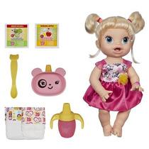 Boneca Baby Alive Loira Hora De Comer - Original Hasbro