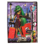 Monster High Boneca Jinafire Long Scaris-mattel