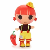 Boneca Lalaloopsy Bebê Red Fiery Flame - Média - Buba