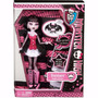 Boneca Monster High Draculaura Clássica Mattel - Original