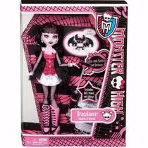 Boneca Monster High Draculaura Clássica Mattel - Original