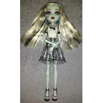 Boneca Monster High Ghouls Alive Frankiestein