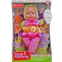 Boneca Momentos Do Bebe Little Mommy