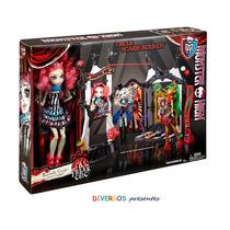 Monster High Rochelle Circus Freak Du Chic - Original Mattel