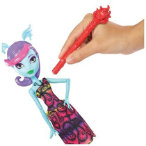 Boneca Monster High Conjunto Crie Monstro Do Mar Mattel