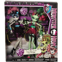 Monster High: Rochelle Goyle E Venus Mcflytrap