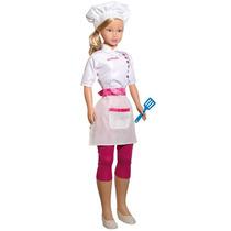 Boneca Stephany Master Chef 1 Metro 3038 - Baby Brink