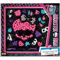 Miçangas Black Skull Grande Monster High