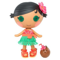 Boneca Lalaloopsy Little - Kiwi Tiki Wiki - Buba