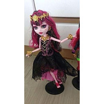 Monster High 13 Wishes-draculaura