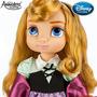 Disney Store Boneca Animators Princesa Aurora Bela Adormecid