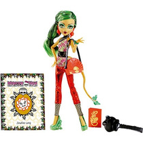 Monster High Foto De Terror Jinafire Long - Mattel