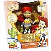 Jessie A Cowgirl Falante Totalmente Interativa Yellow
