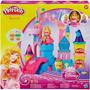 Conjunto Play-doh Castelo Magico Princesas Disney A6881 - Ha