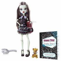 Boneca Monster High Clássicas- Frankie Stein Clássica Mattel