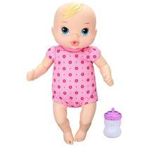 Boneca Baby Alive Recém Nascida C/ Mamadeira Original Hasbro