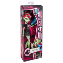 Boneca Monster High Venus Mcflytrap Original Mattel