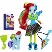 Boneca Equestria Girls My Little Pony- Rainbow Dash- Hasbro