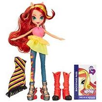 Boneca My Little Pony Equestria Girls Sunset Shimmer Hasbro
