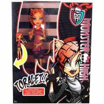 Monster High: Toralei Miado De Arrepiar - Mattel