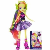 Bonecas Rainbow Rocks Equestria Girls Fluttershy - Hasbro