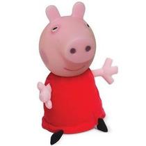 Boneca Peppa Pig Cabeça Vinil - Estrela