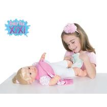 Boneca Baby Faz Xixi - Super Toys Oferta