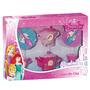 Jogo De Chá Infantil Princesas Disney 9609 Rosa - Rosita