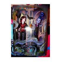 Monster High Kieran Valentine E Whisp Grantn - Sdcc 2015