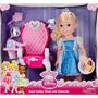 Cinderella Beleza Real Kit Com Acessórios - Long Jump