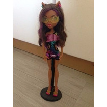 Monster High Clawdeen Gloom Beach Completa