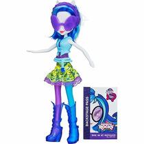 Boneca Equestria Girls My Little Pony- Dj Pon-3 - Hasbro