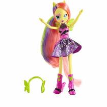 Boneca My Little Pony Esquestria Girls Fluttershy - Hasbro