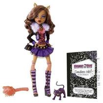 Monster High Bonecas Clássicas Clawdeen Wolf Clássica