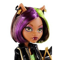 Boneca Clawdeen Wolf Mattel Monster High