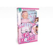 Boneca Tô Dodoi Baby Infantil Super Toys