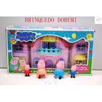 Peppa Pig - Casa E Família Peppa Pig